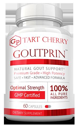 Goutprin - Gout Relief - Gout Treatment - Relieve Gout Pain - (1 Bottle) | eBay