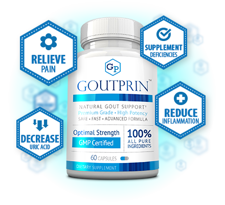 Goutprin Bottle Plus