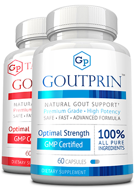 Goutprin Risk Free Bottle