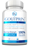 Goutprin Small Bottle